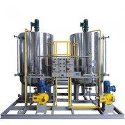 双罐双泵式联氨自动加药